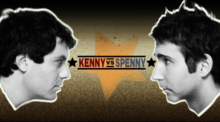 kenny vs spenny stream
