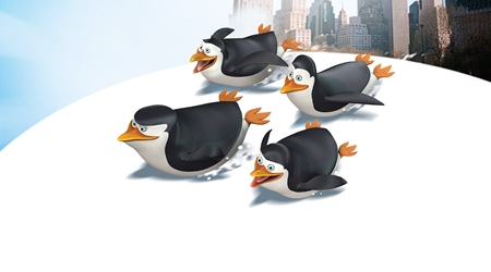 Watch The Penguins of Madagascar Season 3 Episode 3 Online