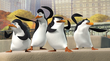 Watch The Penguins of Madagascar Season 4 Episode 5 Online