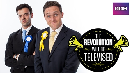 Watch The Revolution Will Be Televised Season 1 Episode 1 Online