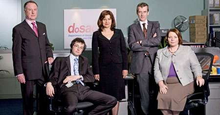 The Thick of It - Season 3 - Now TV