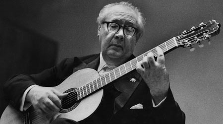 Andres Segovia: Song of the Guitar