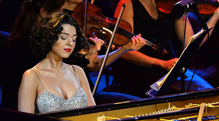 Khatia Buniatishviki: Mind In The Wilderness