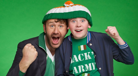 Moone Boy Extras