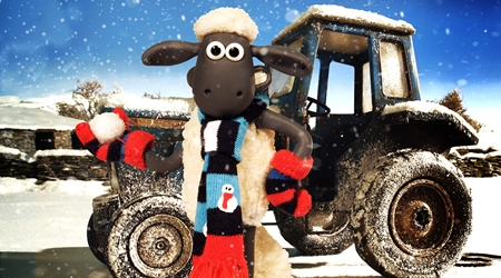 Shaun The Sheep: Christmas Bleetings