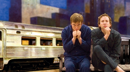 Watch The Pajama Men: In The Middle of No One Live Online