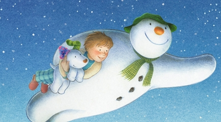 Watch The Snowman and the Snowdog Online