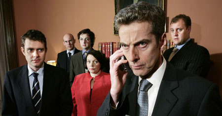 The Thick of It - Now TV