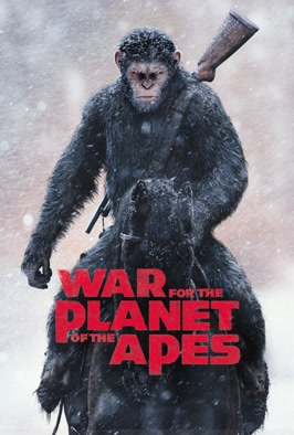 Watch War For The Planet Of The Apes (2017) Online