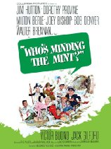 Watch Who's Minding the Mint? (1967) Online